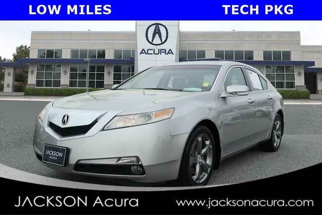 2011 Acura TL Tech Pkg w/18Wheels Sedan