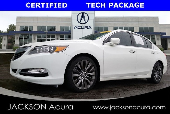 2016 Acura RLX Technology Package Sedan
