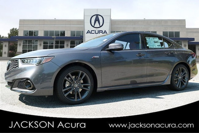 New 2020 Acura Tlx For Sale At Jackson Acura Vin 19uub1f67la000512