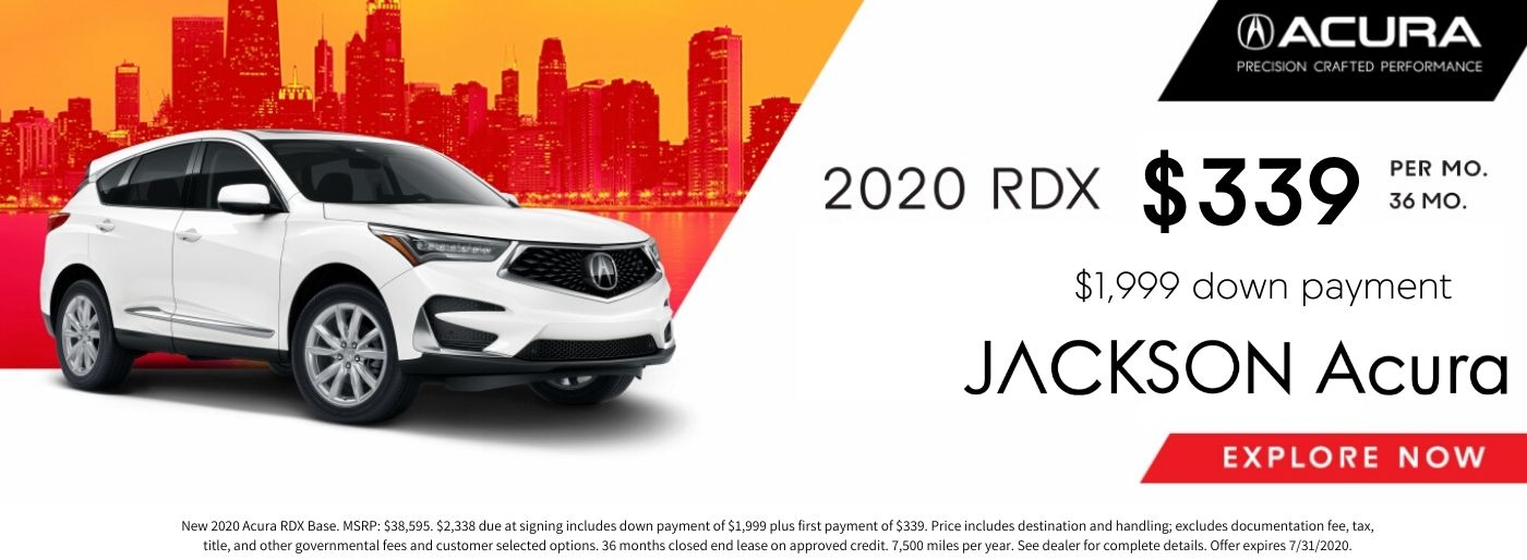 Jackson Acura | Acura Dealership Atlanta Area | Used ...