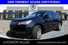 2016 Acura MDX Premium SUV