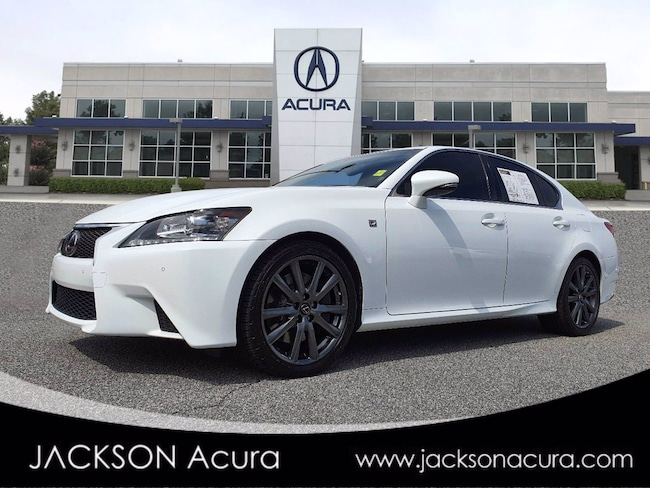 2014 LEXUS GS 350 F-SPORT Sedan