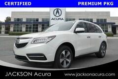 2016 Acura MDX Premium Pkg SUV
