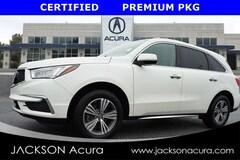 2019 Acura MDX Premium Pkg SUV