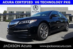 2016 Acura TLX V6 Technology P-AWS Sedan
