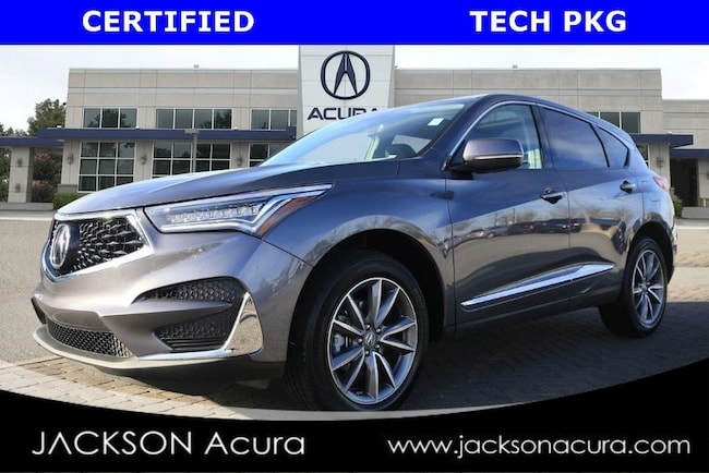 2019 Acura RDX Technology Package SUV