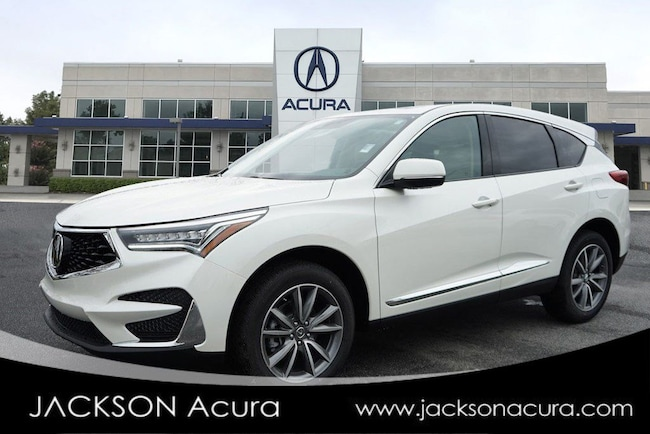 2019 Acura RDX with Technology Package SUV