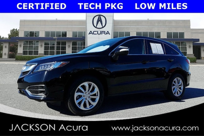 2016 Acura RDX Technology Package SUV