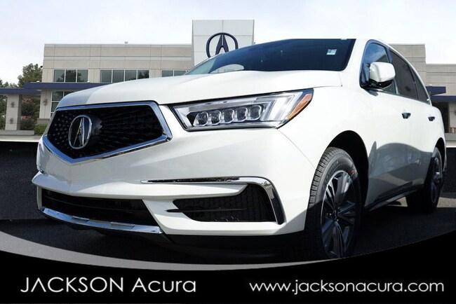 2019 Acura MDX Base SUV