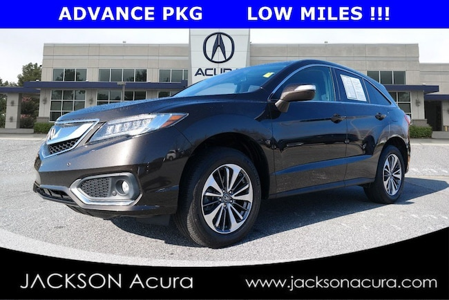 2016 Acura RDX Advance Package SUV
