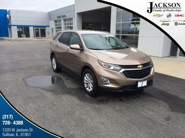Used 2018 Chevrolet Equinox Fwd 4dr Lt W 1lt For Sale