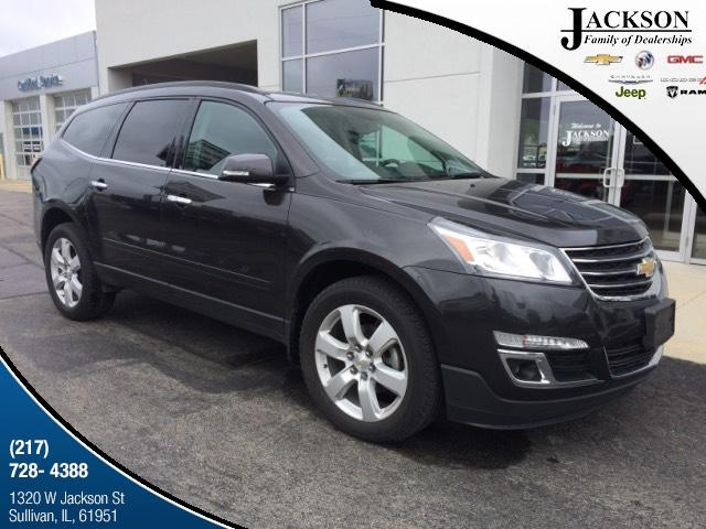 Used 2017 Chevrolet Traverse Fwd 4dr Lt W 1lt For Sale