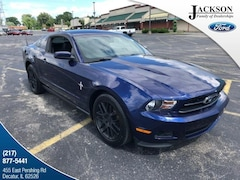2012 Ford Mustang 2dr Cpe V6 Premium Car