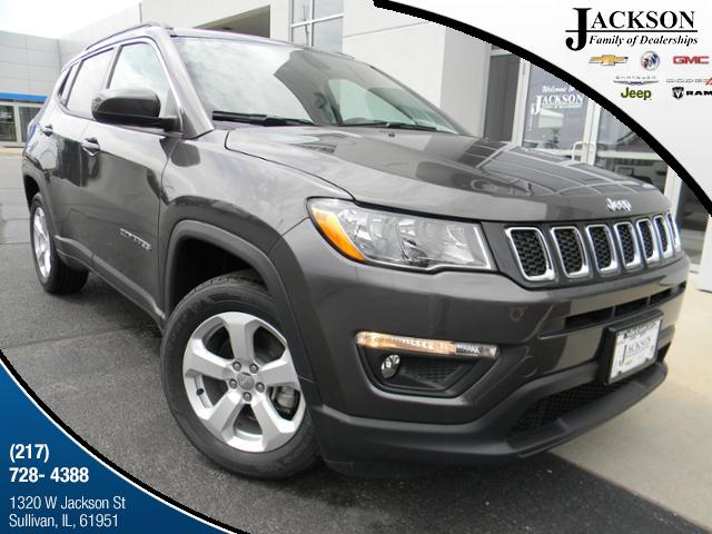 2018 Jeep Compass LATITUDE FWD Sport Utility