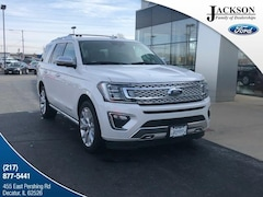 2018 Ford Expedition Platinum 4x4 Sport Utility