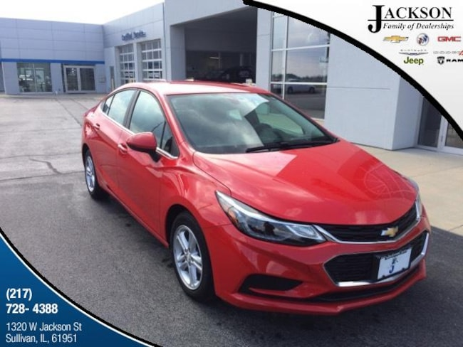 Used 2016 Chevrolet Cruze For Sale At Jackson Ford Inc