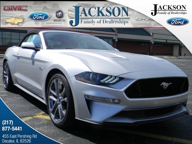 2018 Ford Mustang GT Premium Convertible Convertible