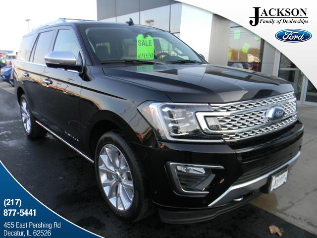 2019 Ford Expedition Platinum 4x4 Sport Utility