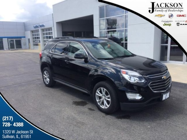 Used 2017 Chevrolet Equinox For Sale At Jackson Ford Inc
