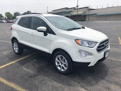 2019 Ford EcoSport SE 4WD Sport Utility