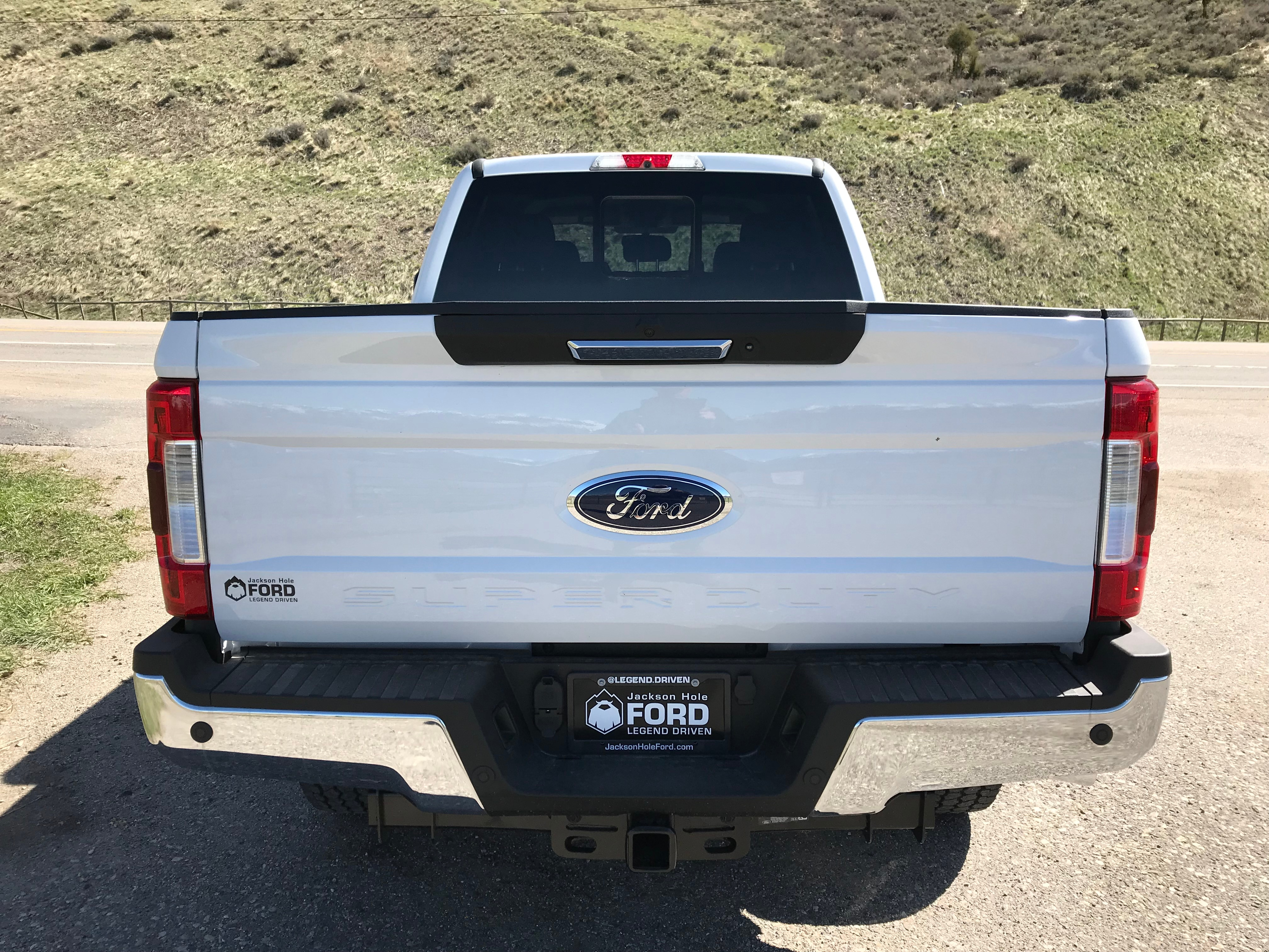 New 2019 Ford F-250 For Sale at Jackson Hole Ford | VIN