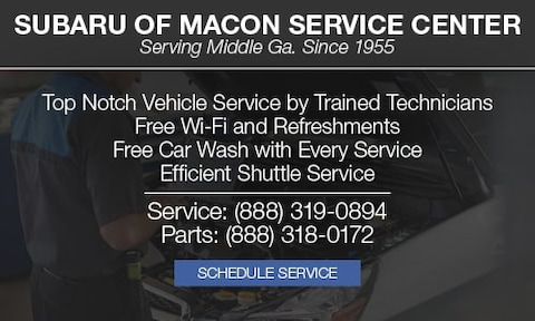 Subaru of Macon Service Center