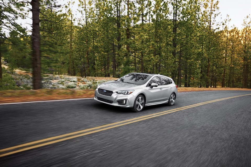 All-New Subaru Impreza Hatchback