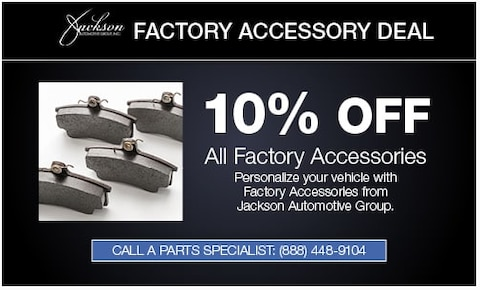 Factory Accessory Deal