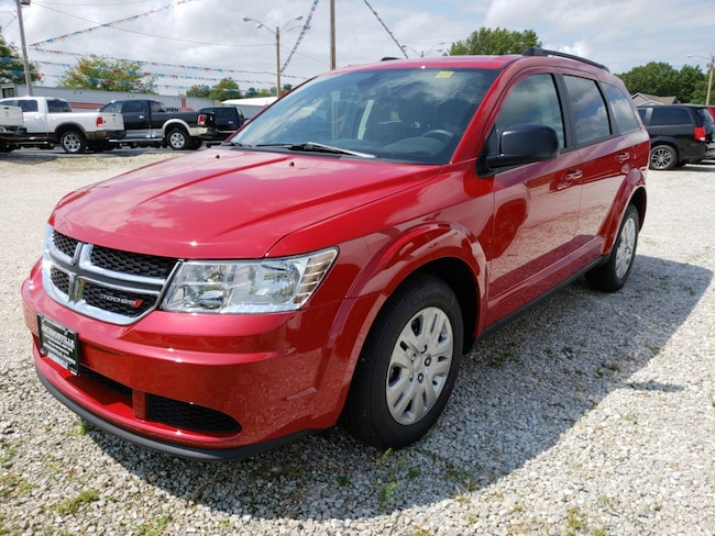 2018 Dodge Journey SE SE FWD