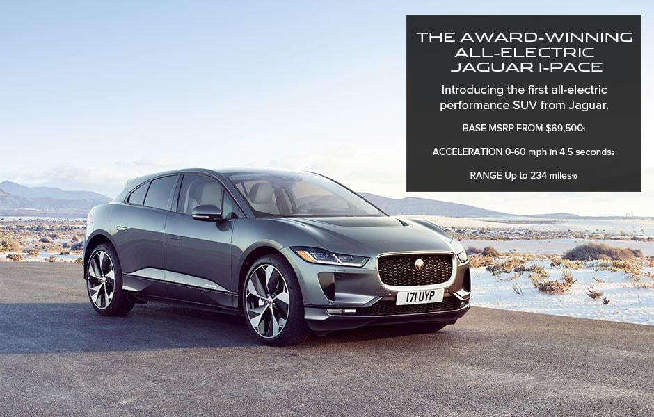2020 Jaguar I Pace Jaguar Jacksonville