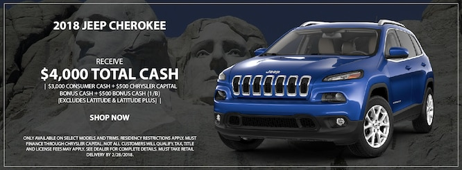 Jack Wolf Chrysler Jeep Dodge Ram FIAT New Dodge Jeep FIAT - Chrysler capital bonus cash