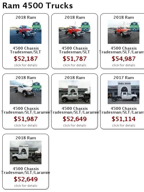 Jacky Jones Auto Group >> New Cars Trucks Suvs Specials Jacky Jones Dealerships