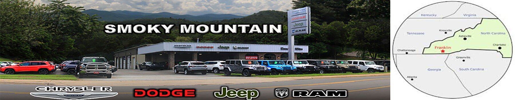 Jacky Jones Auto Group >> New Ford Ram Jeep Chrysler Gmc And Used Car Dealer Serving Ga