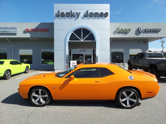 Used 2014 Dodge Challenger SXT Coupe Hayesville