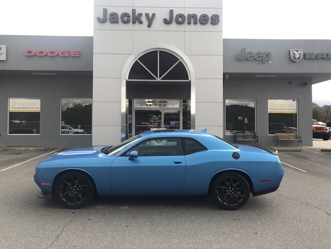 New 2019 Dodge Challenger GT Coupe Hayesville
