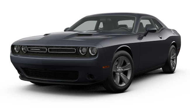 New 2019 Dodge Challenger SXT Coupe Hayesville