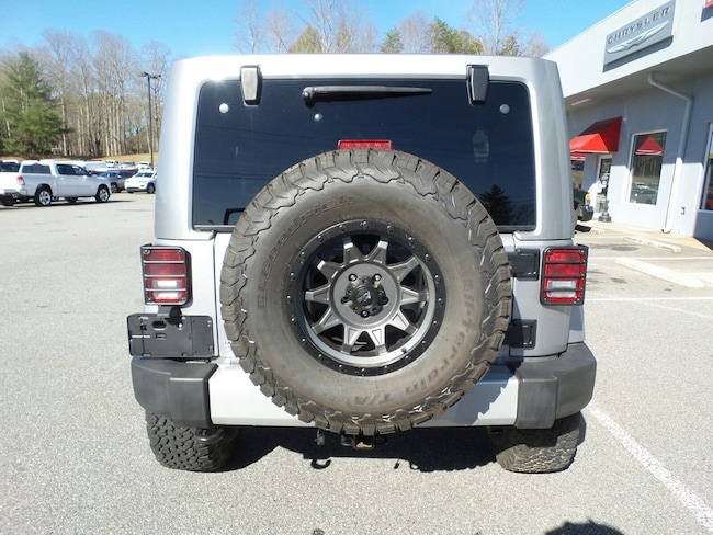 Used 2013 Jeep Wrangler Unlimited For Sale at Jacky Jones ...