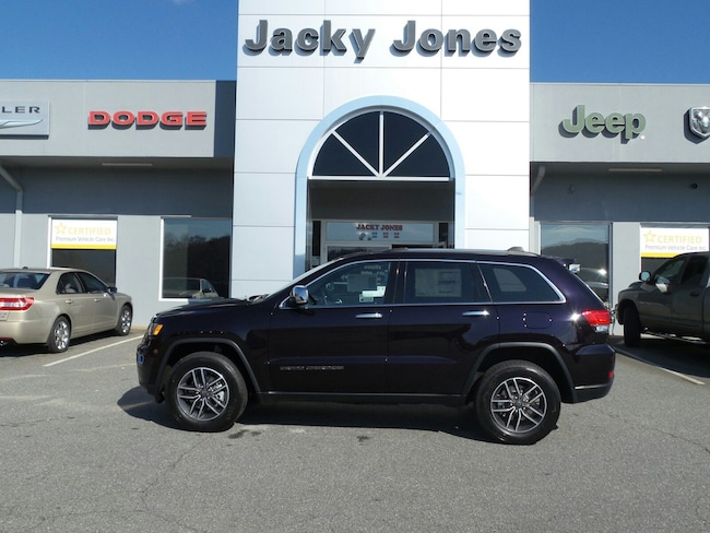 New 2019 Jeep Grand Cherokee LIMITED 4X4 Sport Utility Hayesville