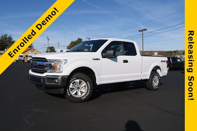 Used 2019 Ford F-150 XLT - ACTIVE DEMO Truck SuperCab Styleside for Sale in Hayesville NC