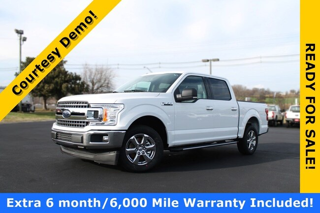 2018 Ford F-150 XLT - AVAILABLE DEMO Truck SuperCrew Cab