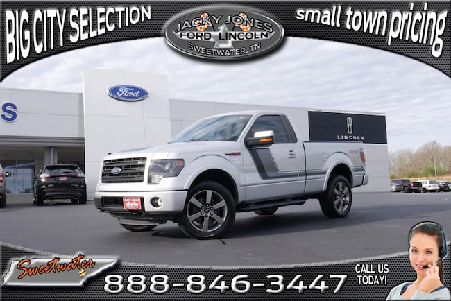 Used 2014 Ford F-150 FX4 Tremor Truck Regular Cab for Sale in Hayesville NC