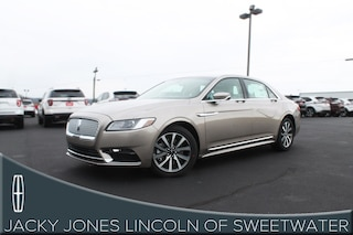 2018 Lincoln Continental Premiere Sedan