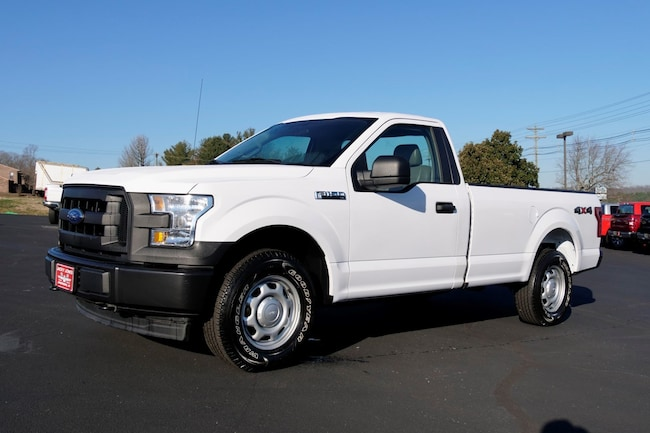 used 2017 ford f-150 for sale at jacky jones automotive | vin