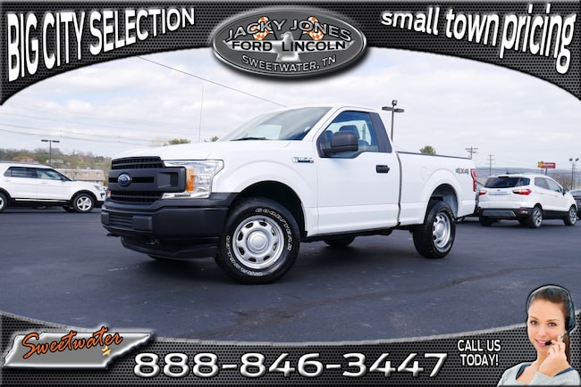 Used 2018 Ford F-150 XL Truck Regular Cab for Sale in Hayesville NC