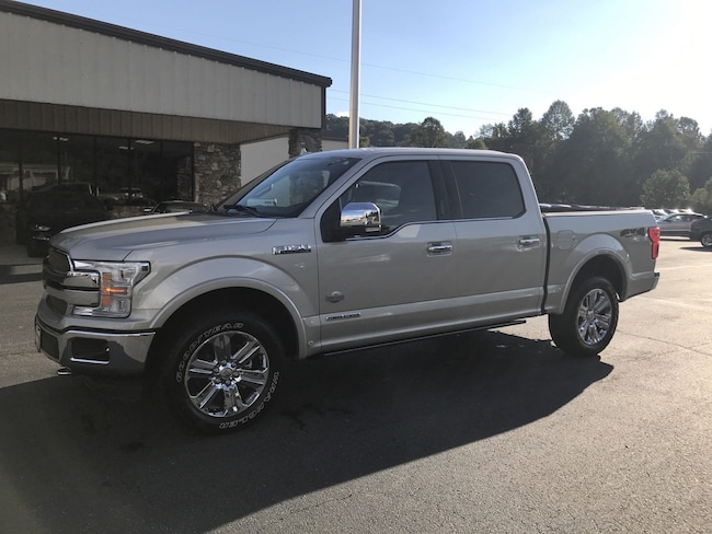 Used 2018 Ford F-150 King Ranch Truck SuperCrew Cab for Sale in Hayesville NC