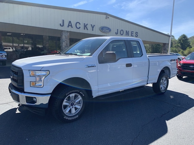 Used 2017 Ford F-150 XL Truck SuperCab Styleside for Sale in Hayesville NC
