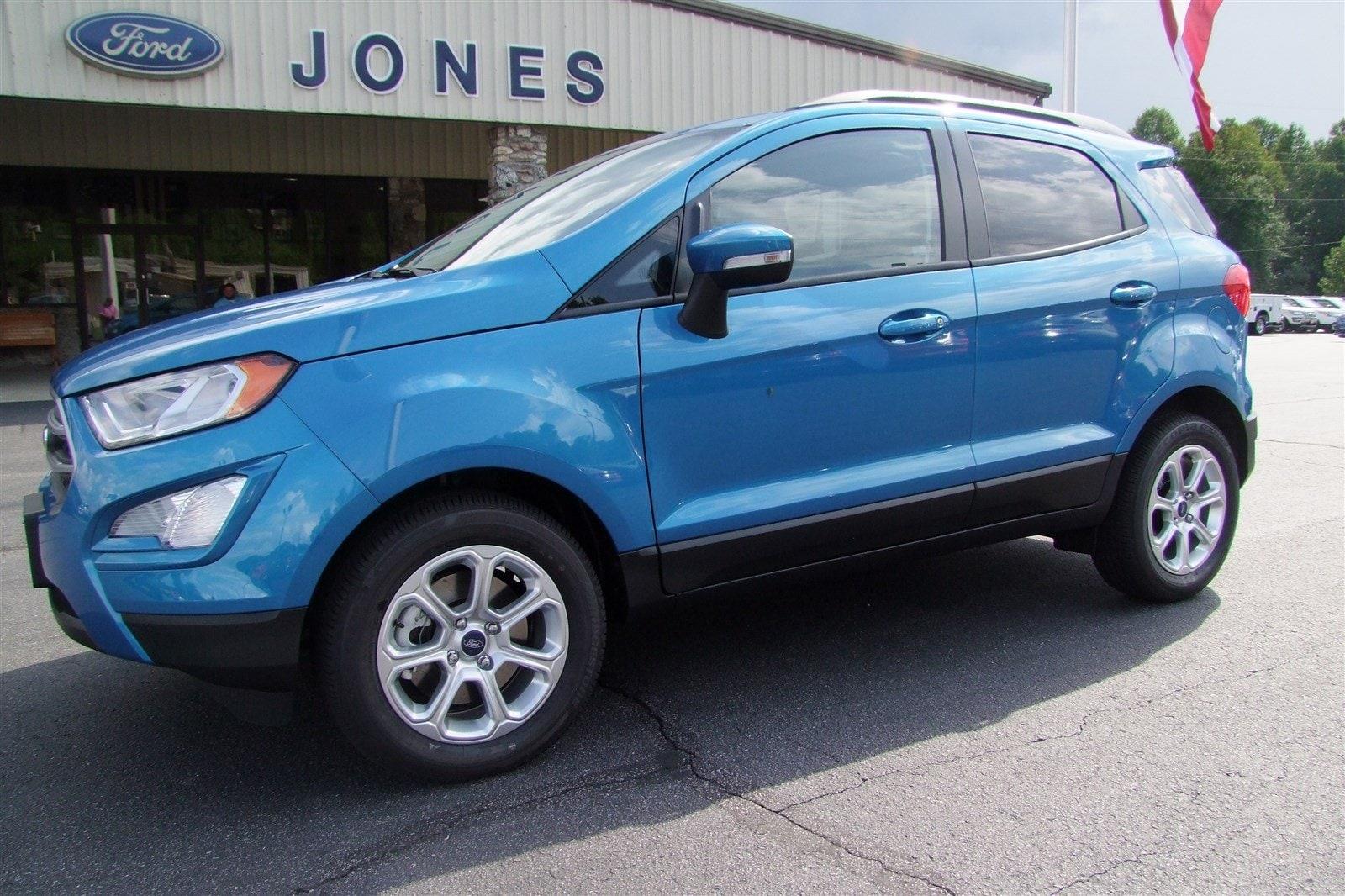 2018 Ford EcoSport SE - COURTESY DEMO