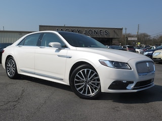 New 2019 Lincoln Continental Select Sedan for Sale in Cleveland GA