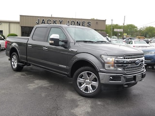 Used 2018 Ford F-150 LARIAT Truck SuperCrew Cab for Sale in Gainesville GA