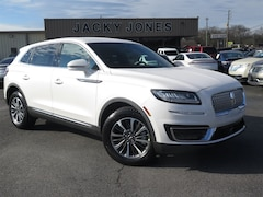 2019 Lincoln Nautilus Select Select AWD